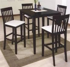 Square Bar Table Square Pub Table Sets Foter