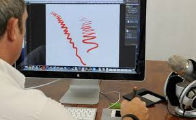 sketchdock transforms iphone into graphics tablet multi touch