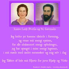 Count St Germain Ascended Master Maestro Germain Y Portia Ascended Masters