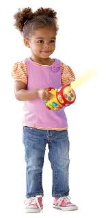 amazon com vtech spin and learn color flashlight toys u0026 games
