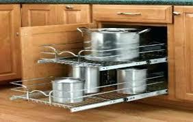 Kitchen Cabinet Lift Kitchen Cabinet Sliding Shelves Full Image For Kitchen Cabinet