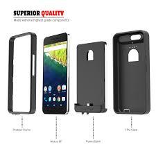 nexus 6p battery case 8500mah