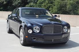 bentley 2000 2014 bentley mulsanne stock 4n018942 for sale near vienna va