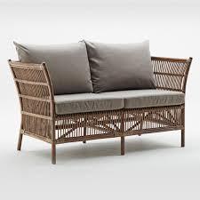 canape en rotin canapé en rotin donatello sika design