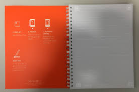 how to write an impression paper moleskine vs whilteline link smart notebooks the actual pages are of not bad quality while not as thick as those in the moleskine they are still thicker than usual and feel smooth to write on
