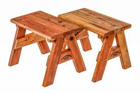 redwood benches patio seating u0026 more redwood northwest