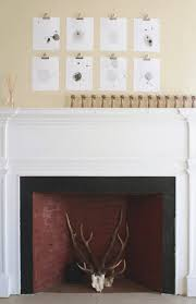 10 creative ways to decorate your mantel u2013 design sponge