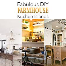 kitchen island farm table fabulous diy farmhouse kitchen islands the cottage market