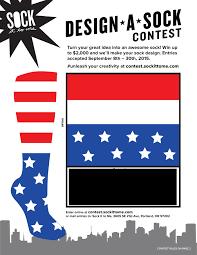 Usa Flag Rules Sock Contest 2k15 By Emily Blaske At Coroflot Com