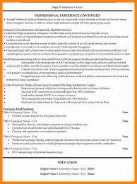 Scientist Resume 100 Science Resume Examples 7 Cv Example Science Cote Divoire