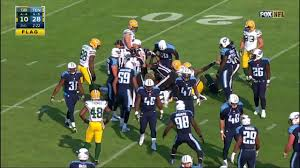 Green Bay Packers Flags Green Bay Packers Vs Tennessee Titans Game Highlights Week 10
