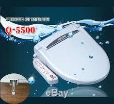 Yoyo Bidet Toilet Seat Quoss Q5500 New Electronic Toilet Bidet Water Sprayer Seat Washlet