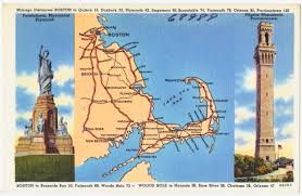 Plymouth Massachusetts Map by Forefathers Monument Plymouth Pilgrim Monument Provincetown