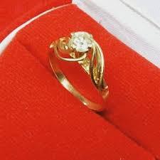 model cincin berlian mata satu berlian os lokal eropa fee diamond instagram photos and