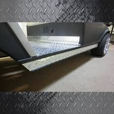 Club Car Ds Roof by Aluminum Diamond Plate Accessories U2013 Steeleng Golf Cart Accessories