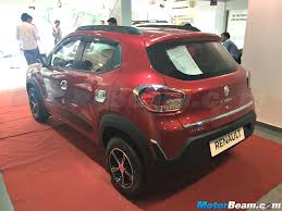 renault kwid black colour renault offers chrome induced accessories for kwid at dealerships