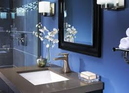 navy blue bathroom ideas bathroom amazing best blue bathrooms ideas on paint tile design