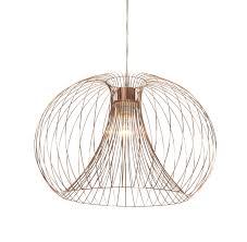 jonas wire copper pendant ceiling light wire pendant copper wire