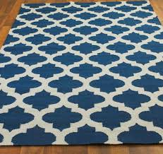 Modern Blue Rug Nursery Inspired By Oh Joy Living Room Trellis Rug Modern