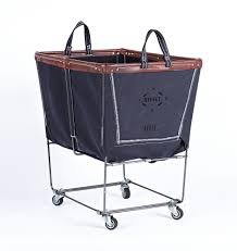 3 bushel steele canvas laundry bin rejuvenation