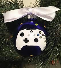 personalized controller ornament xbox