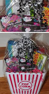 Movie Themed Gift Basket 23 Amazing Diy Christmas Gifts For Teen Girls Craft Or Diy