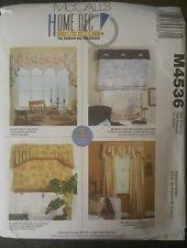 Drapery Patterns Professional M U0027fay Patterns Charlsey Valance Professional Drapery Pattern 9276