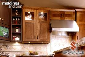 kitchen cabinet trim styles moldings trim showplace cabinetry