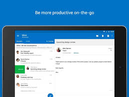 microsoft android apps update to microsoft outlook android app gets you new redesigned