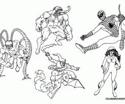 green goblin free coloring pages on art coloring pages