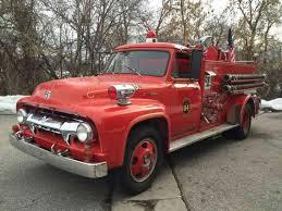 ford 1954 truck ford f600 1954 emergency trucks