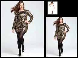 plus size fashion for women club wear plus size clothing