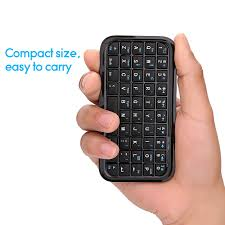 bluetooth keyboard for android black mini bluetooth wireless keyboard for smartphones iphone