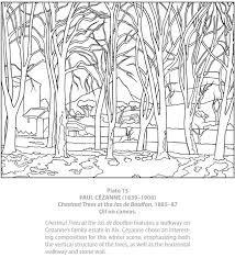 39 color scenery pages images coloring books