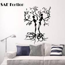 shop sae fortion skull tree stickers