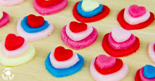 valentines day heart candy heart candy for kids to make kids craft room