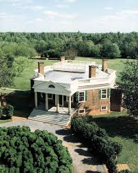 Poplar Forest Floor Plan Thomas Jefferson Built His Octagon House In The Palladian Style