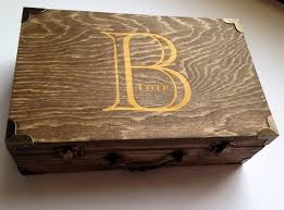 personalized wooden gifts set of 6 groomsmen wooden gift boxes s day birthday