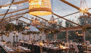 outdoor party tent lighting outdoor wedding venue with luxury decoration wedding tent house