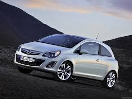 opel corsa opel corsa 2011 pictures information u0026 specs