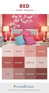 24 best red paint color schemes images on pinterest paint color
