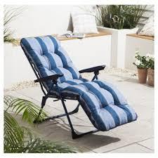 Tesco Armchairs Buy Padded Garden Relaxer From Our Garden Recliners Range Tesco