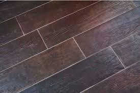 Hardwood Floor Tile Provenza Lignes Wood Look Porcelain Tile Eclectic Wood Foam Floor