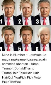 hair cut numbers 3 g 2 5 mine is number 1 letsvote 2a maga makeamericagreatagain