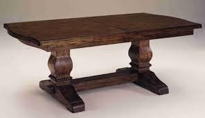 I Need This Eddie Bauer Lakeridge Trestle Table By Lane - Lane furniture dining room