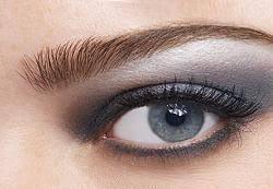 maquillage mariage yeux bleu maquillage yeux bleus gris mariage