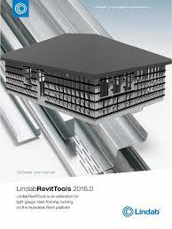 lindabrevittools 2016 0 manual parameter computer programming