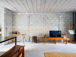 concrete block houses beauty on a budget in brazil low cost concrete block house