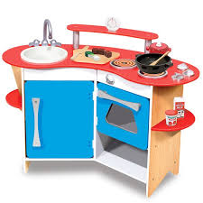 le coin cuisine cuisine en bois le coin du petit cuisinier doug la fée