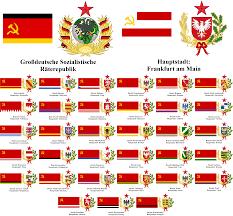 West German Flag Flags Of Communist Denmark By Regicollis On Deviantart